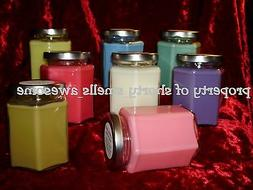 100% Soy Candle Jar Scented Candles Your Choice Scent You Pi