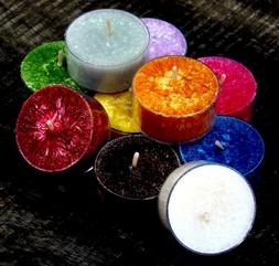 1000pk SAVE 50% Buy in Bulk TEA LIGHT CANDLES Hand Made Colo