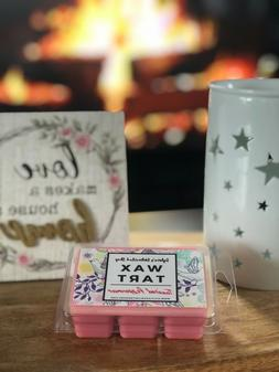 Wax Melt / Tarts - 100% Soy Wax - HIGHLY Scented - Clamshell