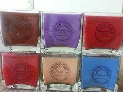 4 X 4 Inch Scented Soy Candles