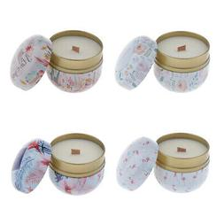9oz aromatherapy smokeless candle scented candle soy