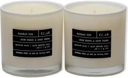 Lulu Candles | Amber, Rose & Sheer Musk | USA | Hand Pour |