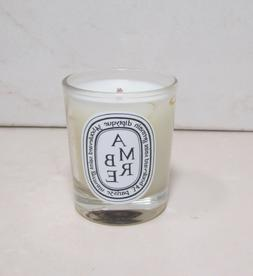 DIPTYQUE AMBER SCENTED CANDLE 1.23 OZ ~ NWOB