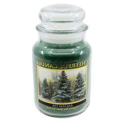 Balsam Fir Scented Candle 24 oz Cheerful Candle CC39