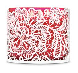 BATH & BODY WORKS STREETS OF PARIS 3 WICK CANDLE HOLDER EIFF