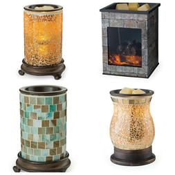Candle Warmers Glass Illumination Wax Melter Scented Melts T