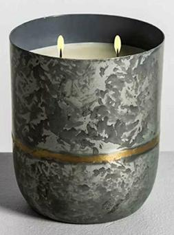 Hearth & Hand With Magnolia Galvanized Container Candle BALS