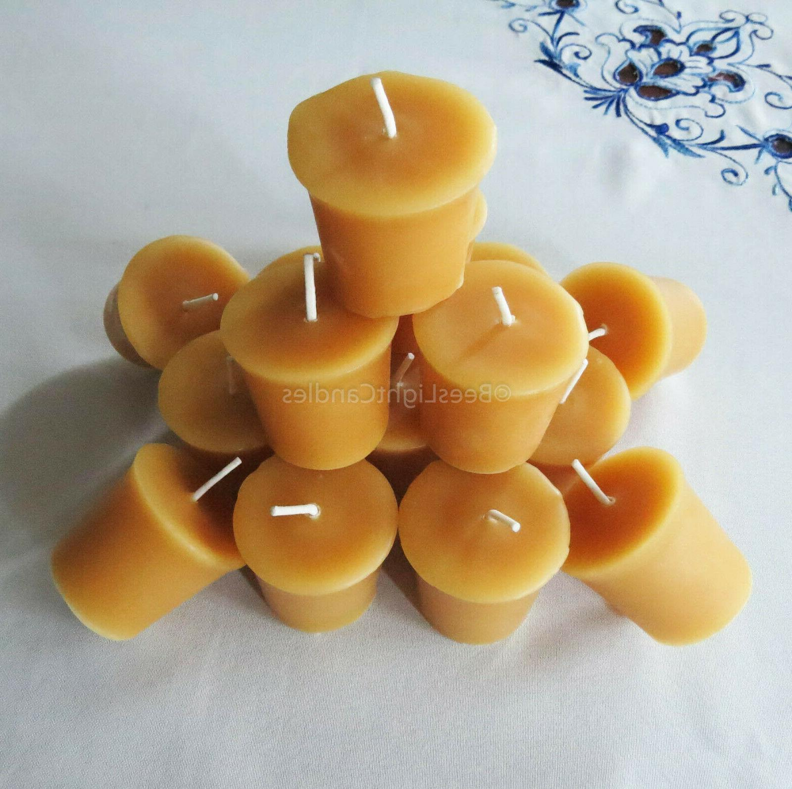 100 percent beeswax votives in usa choose