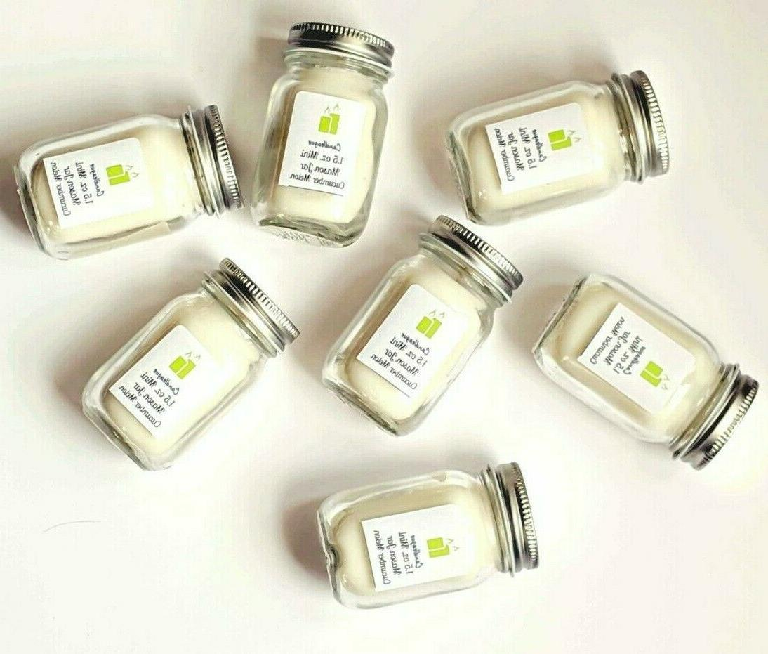 new set of 25 candle party favors