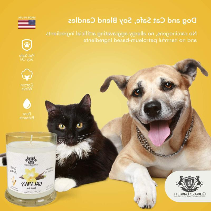 Aromatherapy Deodorizing for Pets, Candles Scented, Pet Eliminat