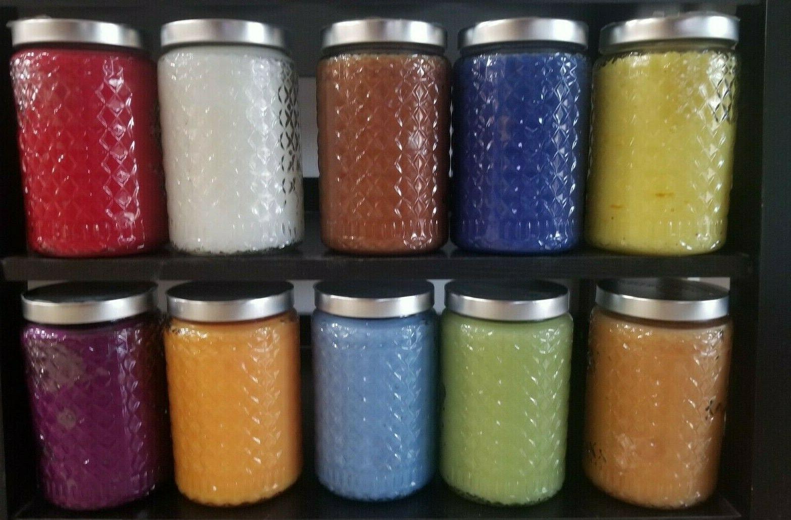 NEW Gold Canyon Candles 26oz Large Heritage Choice of Fall &