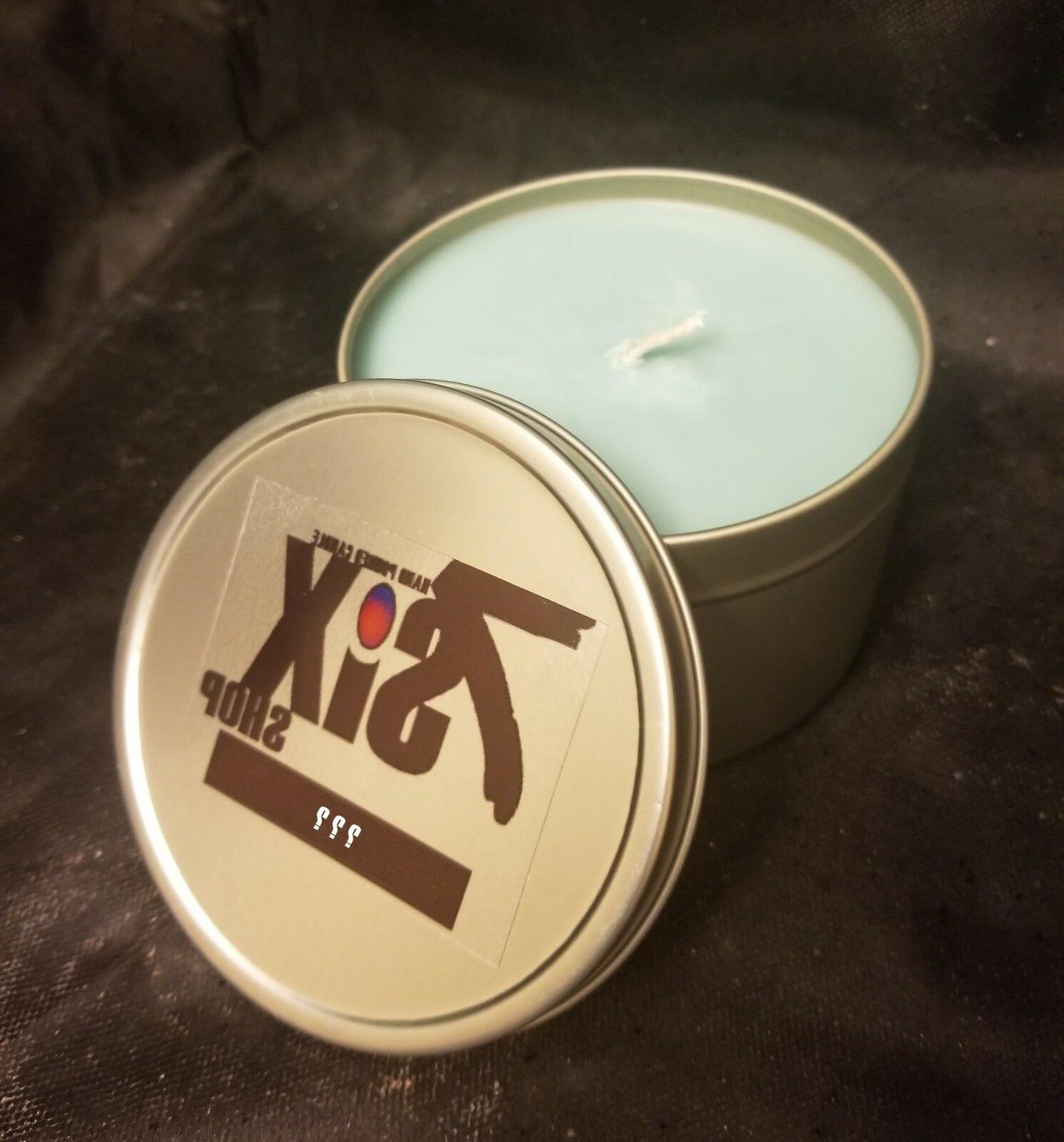 Relaxing Scented Candles. Choose your Custom Candle Size, Sc