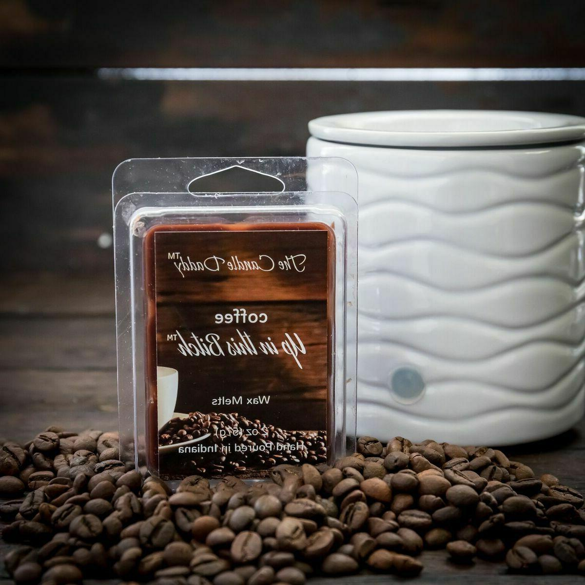 Five Coffee Up Bitch- Melts Tarts Incense