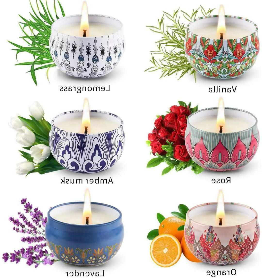 Scented 6-Pcs, Gift Sets Women