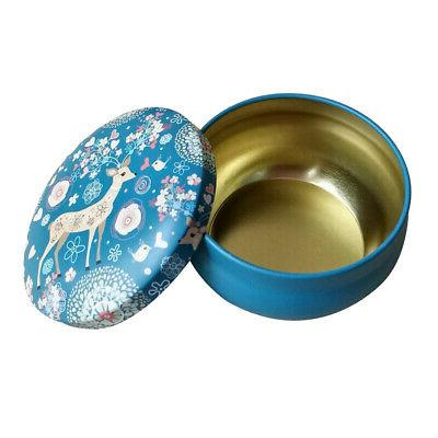 Storage Empty Scented Candle Tins