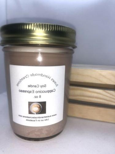 susies hand poured highly scented candles 8