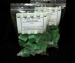 LIME IN THE COCONUT Scented Tart Wax Melts Chunks Chips Home