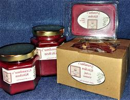 **NEW** Hand Poured Home Scents Soy Candles Tarts & Votive -