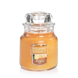 Yankee Candle Pumpkin Pie Small Jar Candle, Food & Spice Sce
