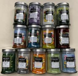 Tuscany Candle Scented Candles Large 18 oz Jar - Choose your