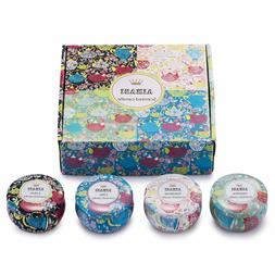 scented candles natural soy wax portable travel