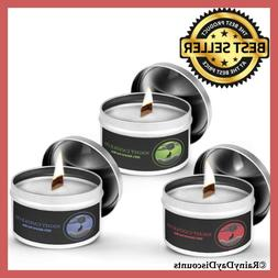 Scented Soy Candles Aromatherapy All Natural Soy Wax Candle