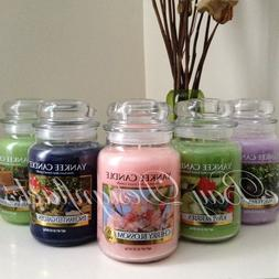 YANKEE CANDLE ~ You Choose Scent ~ 22oz Large Jar *Free Expe